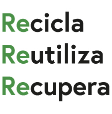 Recicla, Reutiliza, Recupera - Residuos Electrónicos